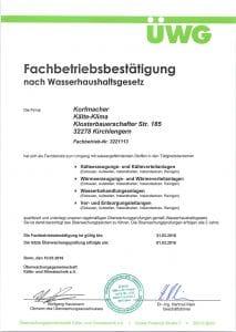 Mitglied im Verband Deutscher Kälte-Klima-Fachbetriebe e.V.