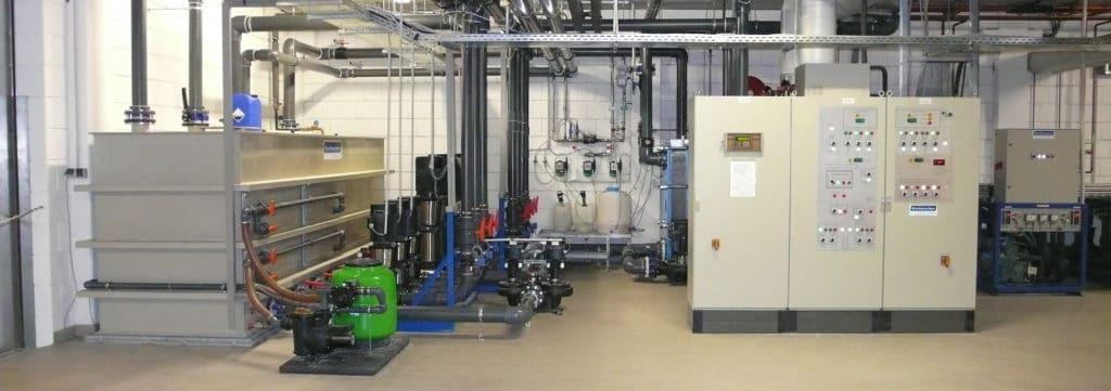 Kühlsystem für die Kunststoffindustrie